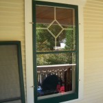 New storm windows made from old-growth wood and low-e glass.  We also added weatherstripping to the primary windows.