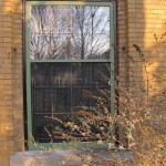 Same window with our wood storm/screen unit.