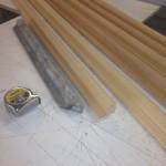 Replicating historic brick molding